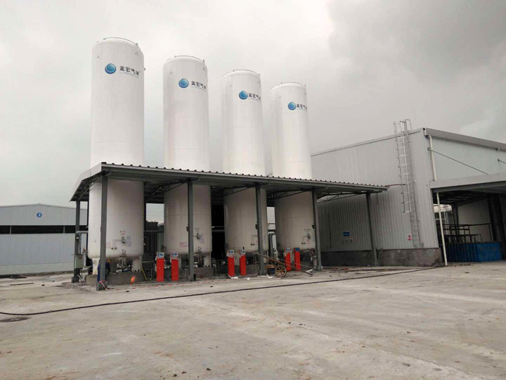 Jinhong Gas Comprehensive Gas Station Project